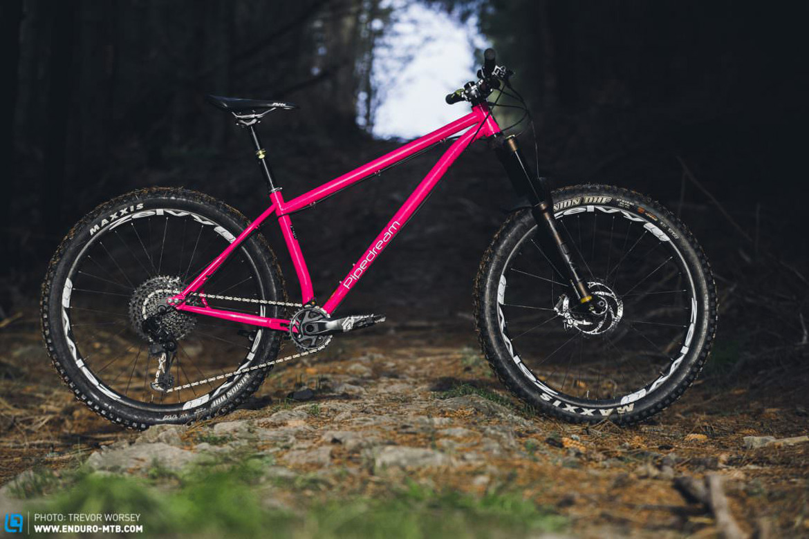Recenze rámu Pipedream Cycles Moxie